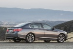 2013 Honda Accord Sedan Sport in Modern Steel Metallic - Static Rear Right Three-quarter View