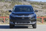 2019 Honda CR-V Touring AWD in Crystal Black Pearl - Static Frontal View