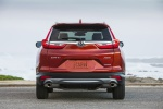 2019 Honda CR-V Touring AWD in Molten Lava Pearl - Static Rear View