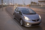 2010 Honda Fit Sport - Driving Front Right View