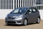 2010 Honda Fit Sport - Static Front Left View