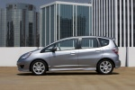 2010 Honda Fit Sport - Static Left Side View