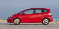 2012 Honda Fit, Sport Review