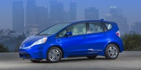 2013 Honda Fit, Sport, EV Review