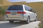 2010 Honda Odyssey in Alabaster Silver Metallic - Static Rear Right View