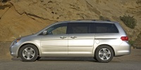 2010 Honda Odyssey LX, EX-L, Touring V6 Pictures