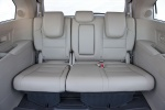 2011 Honda Odyssey Touring Third Row Seats in Beige