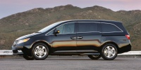 2011 Honda Odyssey LX, EX-L, Touring Elite V6 Review