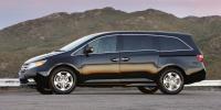 2012 Honda Odyssey LX, EX-L, Touring Elite V6 Pictures