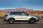 2020 Honda Passport Elite AWD in Lunar Silver Metallic - Static Right Side View