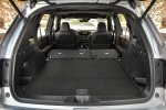 2020 Honda Passport Elite AWD Trunk with Rear Seats Folded