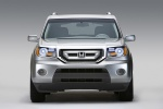 2010 Honda Pilot in Alabaster Silver Metallic - Static Frontal View