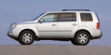 2011 Honda Pilot Review