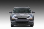 2016 Honda Pilot in Modern Steel Metallic - Static Frontal View
