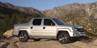 2014 Honda Ridgeline RT, Sport, RTS, RTL, SE V6 4WD Review
