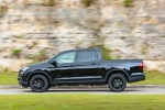 2019 Honda Ridgeline Black Edition AWD in Crystal Black Pearl - Driving Side View