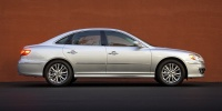 2011 Hyundai Azera GLS, Limited V6 Pictures