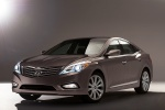 2014 Hyundai Azera - Static Front Left Three-quarter View