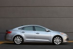 2016 Hyundai Azera Limited in Pewter Gray Metallic - Static Right Side View