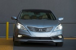 2017 Hyundai Azera Limited in Pewter Gray Metallic - Static Frontal View