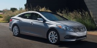 2017 Hyundai Azera, Limited V6 Pictures