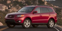 2011 Hyundai Santa Fe GLS, SE, Limited, AWD Pictures