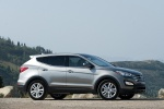 2015 Hyundai Santa Fe Sport in Sparkling Silver - Static Side View