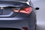 2011 Hyundai Sonata Hybrid Tail Light