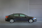 2015 Hyundai Sonata Limited in Dark Truffle - Static Side View
