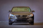 2015 Hyundai Sonata Limited in Dark Truffle - Static Frontal View