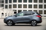 2015 Hyundai Tucson in Shadow Gray - Static Side View