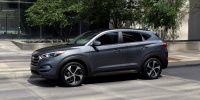 2016 Hyundai Tucson SE, Eco, Sport, Limited AWD Review