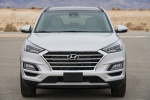 2020 Hyundai Tucson in Silver - Static Frontal View