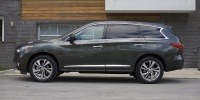 2013 Infiniti JX35, JX 35, AWD Review