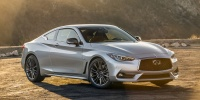 2017 Infiniti Q60 2.0T Premium, 3.0T Red Sport 400 Coupe Review