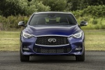 2018 Infiniti QX30S in Ink Blue - Static Frontal View