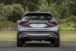 2018 Infiniti QX30 AWD in Graphite Shadow - Static Rear View