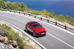 2019 Jaguar E-Pace P300 R-Dynamic AWD in Firenze Red Metallic - Driving Front Right View