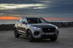 2019 Jaguar E-Pace P300 R-Dynamic AWD in Corris Gray - Static Front Right View