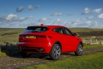 2019 Jaguar E-Pace P300 R-Dynamic AWD in Firenze Red Metallic - Static Rear Right Three-quarter View