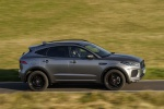 2019 Jaguar E-Pace P300 R-Dynamic AWD in Corris Gray - Driving Right Side View