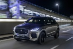 2019 Jaguar E-Pace P300 R-Dynamic AWD in Corris Gray - Driving Front Left View