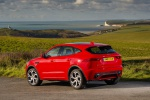 2019 Jaguar E-Pace P300 R-Dynamic AWD in Firenze Red Metallic - Static Rear Left View