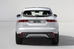 2020 Jaguar E-Pace P250 AWD in Fuji White - Static Rear View