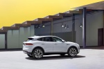 2020 Jaguar E-Pace P250 AWD in Fuji White - Static Right Side View