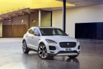 2020 Jaguar E-Pace P250 AWD in Fuji White - Static Front Right View