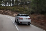 2020 Jaguar E-Pace P300 R-Dynamic AWD in Fuji White - Driving Rear View