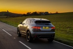 2020 Jaguar E-Pace P300 R-Dynamic AWD in Corris Gray - Driving Rear View