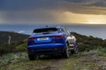 2020 Jaguar E-Pace P300 R-Dynamic AWD in Caesium Blue Metallic - Static Rear View