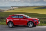 2020 Jaguar E-Pace P300 R-Dynamic AWD in Firenze Red Metallic - Static Right Side View